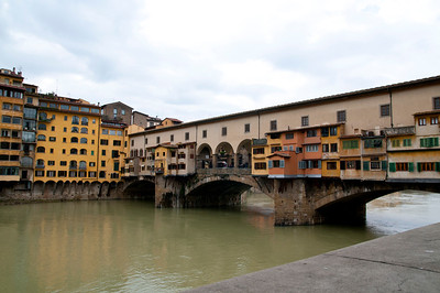 Ponte Vecchio, Old Bridge